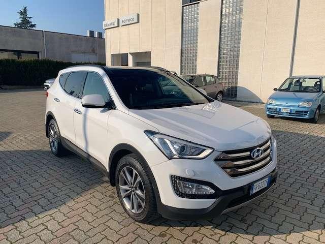 Hyundai Santa Fe 2.2 CRDi 4WD A/T Style