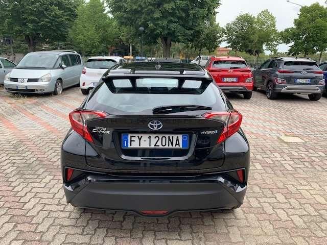 Toyota C-HR 1.8 Hybrid E-CVT Business