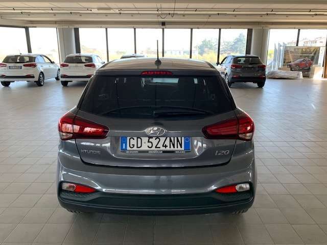 Hyundai i20 1.2 5 porte Econext Connectline